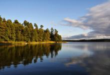 Jezioro Sajno, fot. J. Koniecko