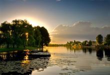 Rzeka Netta, fot. J. Koniecko