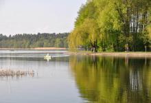 Jezioro Necko, fot. J. Koniecko