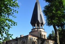 Kościół p.w. Matki Boskiej Częstochowskiej, fot. J. Koniecko