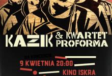 Koncert grupy Kazik & Kwartet ProForma w Augustowie
