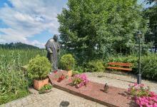 Pomnik Jana Pawła II, fot. 3dpanorama.pl