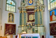 Kaplica Matki Bożej Studzieniczańskiej Matki Kościoła w Studzienicznej, fot. 3dpanorama.pl