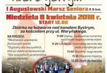 Trzecia edycja imprezy rekreacyjnej Marsz nad Bystrym